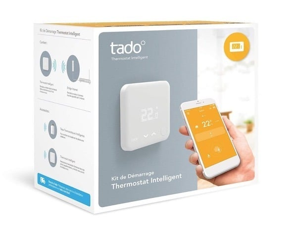 tado v3 thermostat comparatif