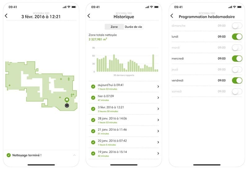 app irobot home ios android