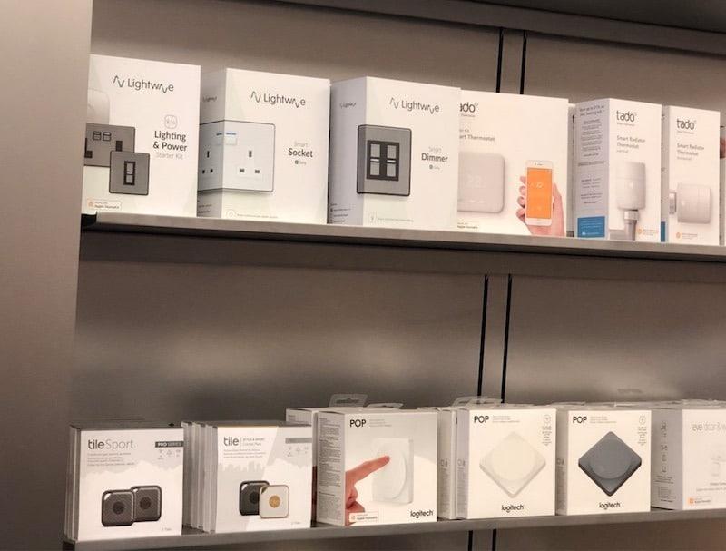 Lightwave homekit apple store