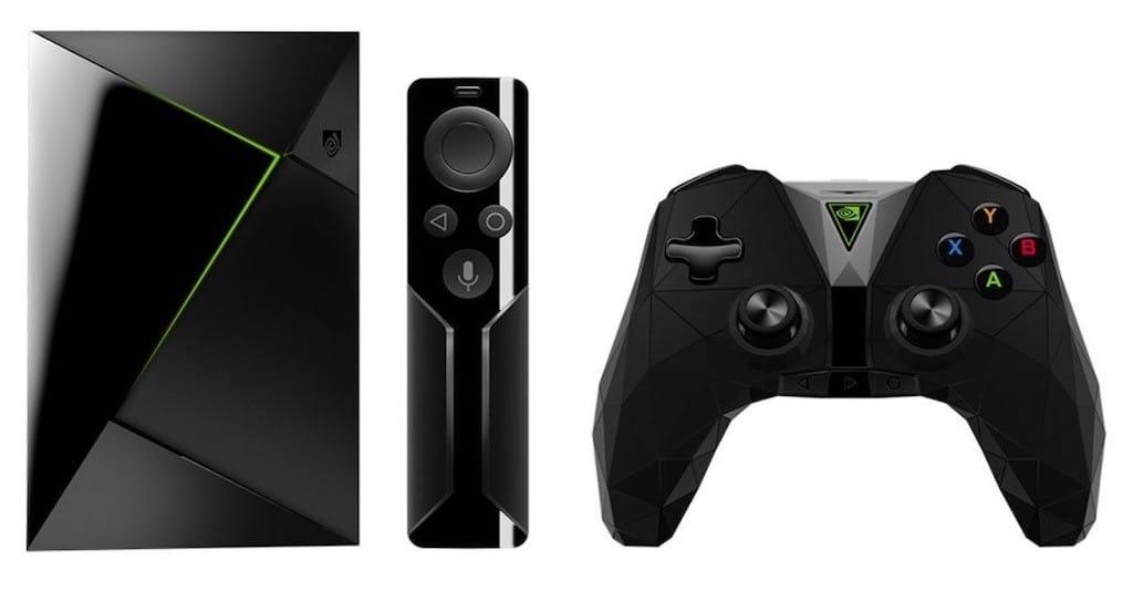 Nvidia Shield tv avis test comparatif box android tv doongle