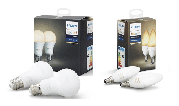 Philips Hue White avis test E26 E14