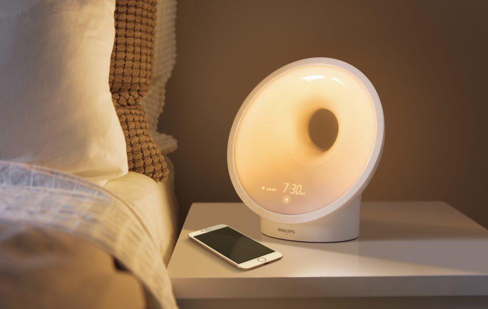 Philips Somneo avis test lampe reveil