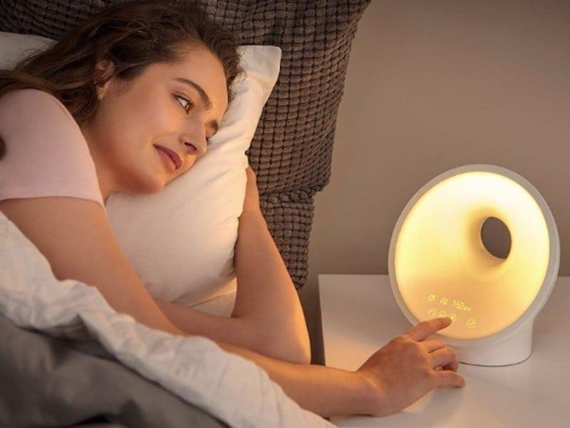 Philips Somneo réveil luminothérapie