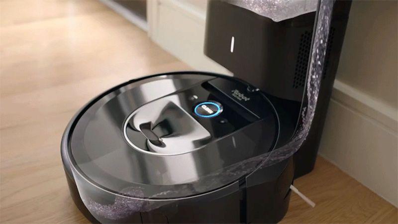 roomba i7+ irobot avis test design