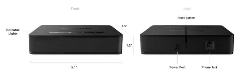 Amazon Echo Connect prix avis test caractéristiques