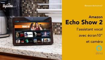 Amazon Echo Spot test avis la mini enceinte vocale et vidéo