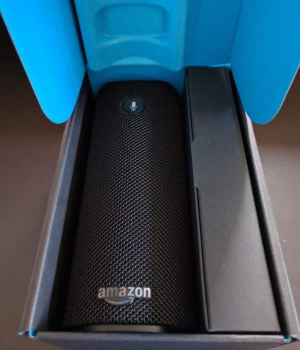 amazon tap prix avis test unboxing