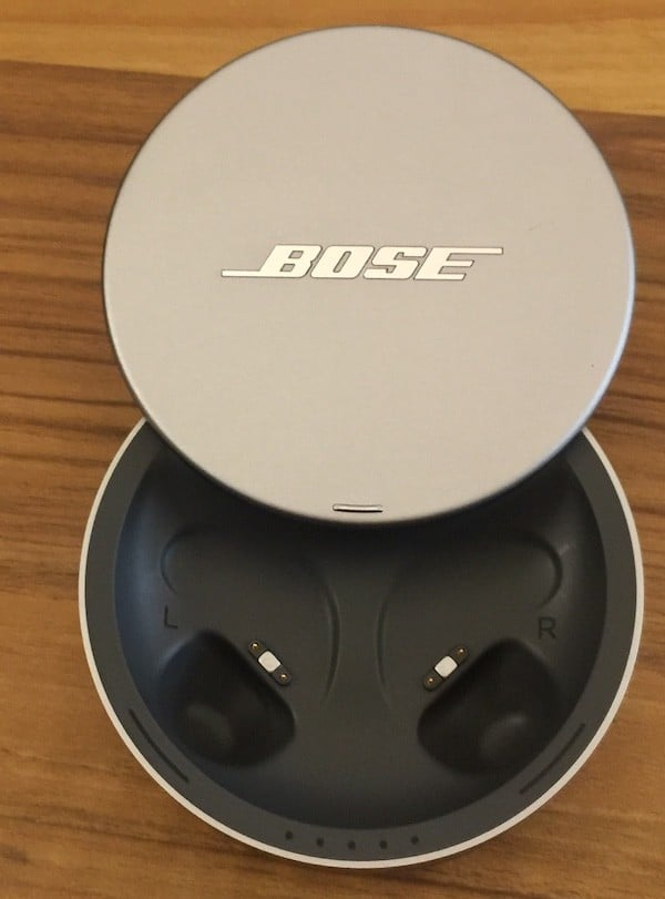 Bose Sleepbuds avis test prix boite chargeur