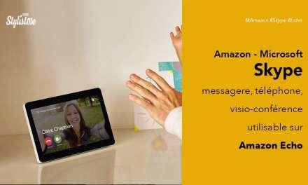 Comment utiliser Skype avec Amazon Echo Alexa prix des abonnements [Tuto]