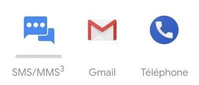 Google Pixel Watch prix avis test gmail SMS tél