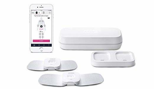 Omron Avail TENS avis test prix design unboxing