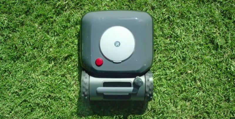 irobot terra comparatif robot tondeuse