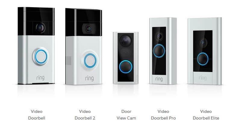 Ring Door View Cam prix avis test gamme connectee