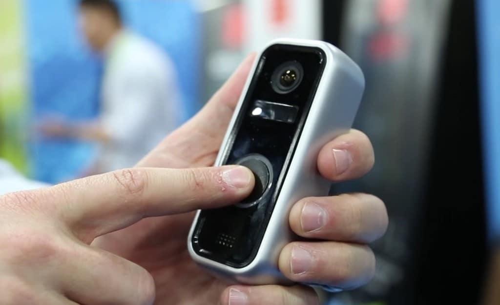 sonnette vidéo connectée Blink Video Doorbell sans fil