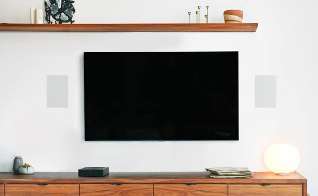 Sonos architectural Sonos In wall