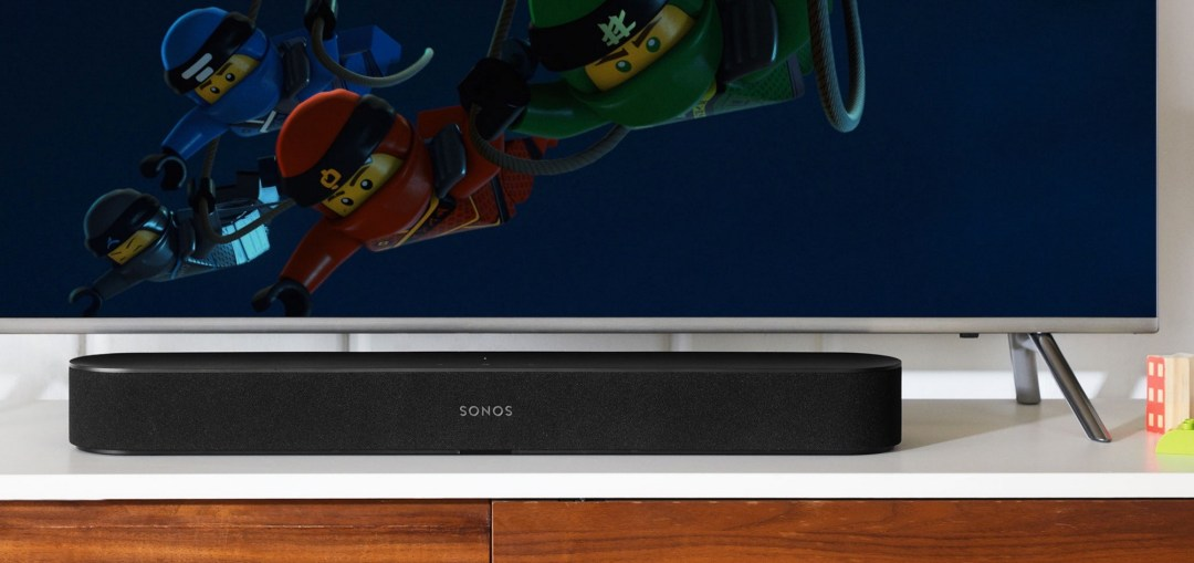 Sonos Beam design avis prix