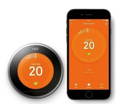 Comparatif thermostat connecté comparatif thermosat connecte nest 3