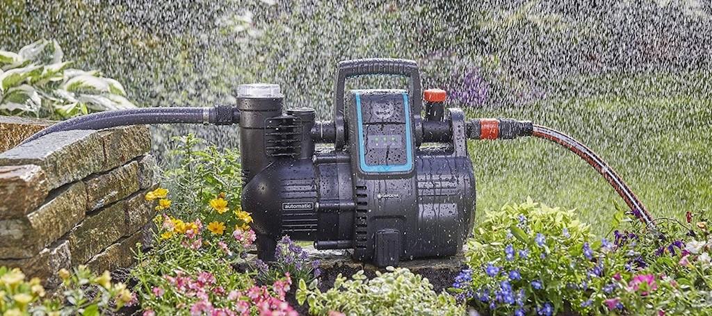 Gardena Pressure Pump pompe eau connectée