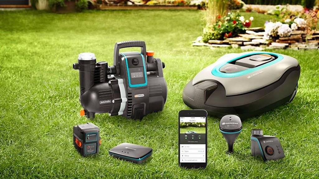 Gardena smart system jardin connecte