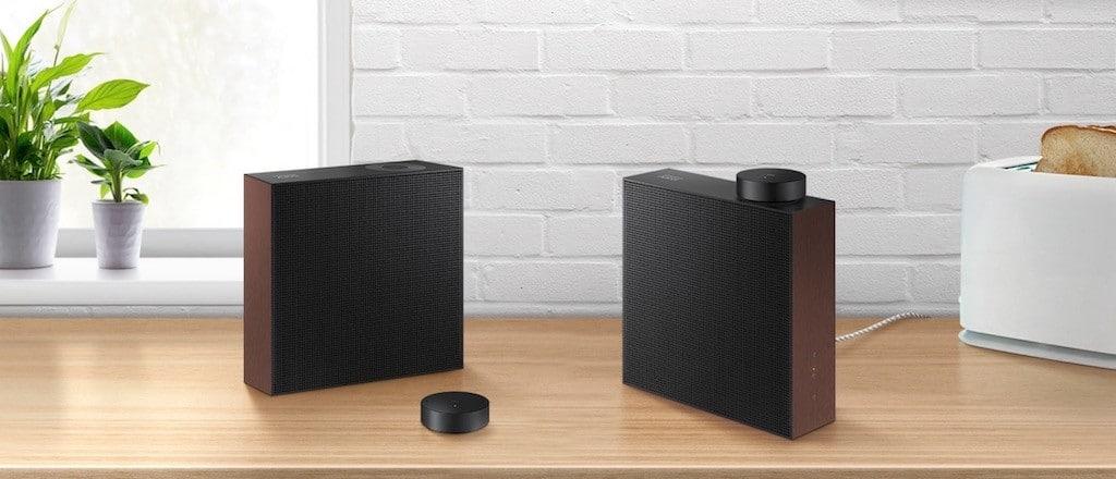 objets compatibles bixby enceinte sans fil V350