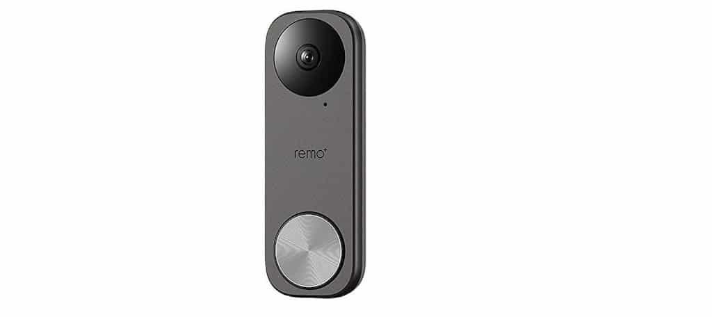 remobell s sonnette vidéo connectée caratéristiques