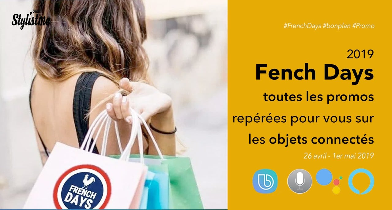 French-Days-2019-objets-connectes-hightech-promos-reductions