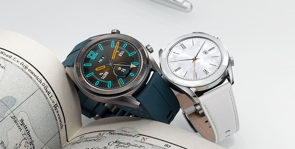 huawei watch gt active elegant design