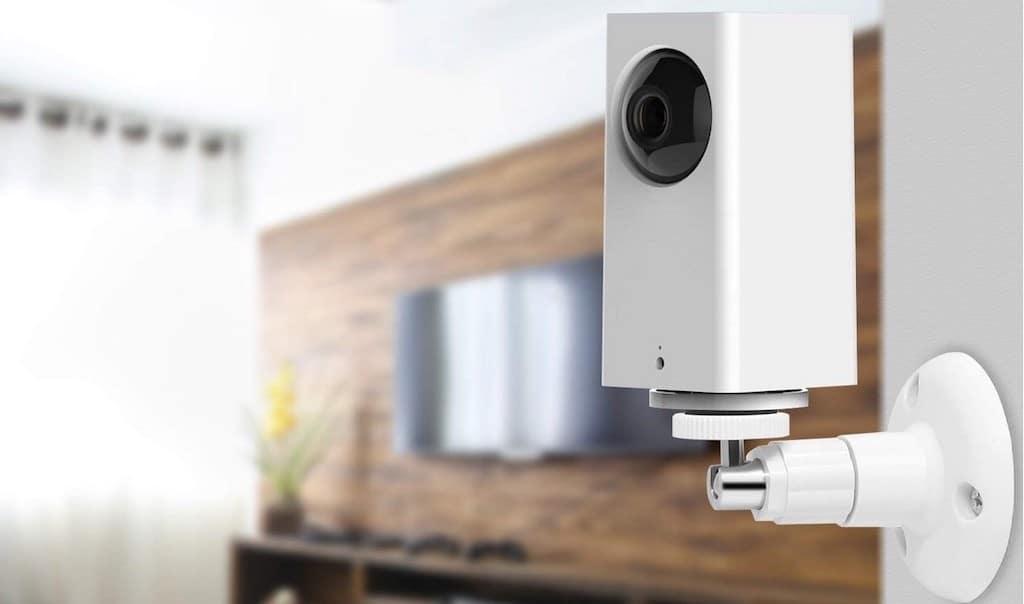 Wyze cam Pan caméra surveillance connectée pas chère 380 degres