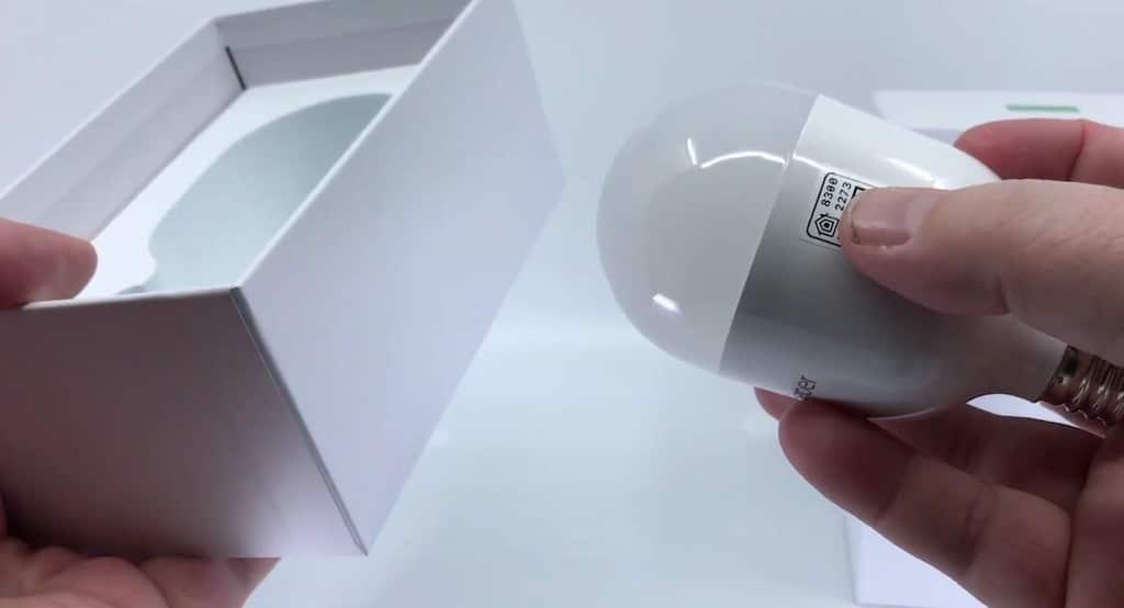ihaper B2 ampoule couleur