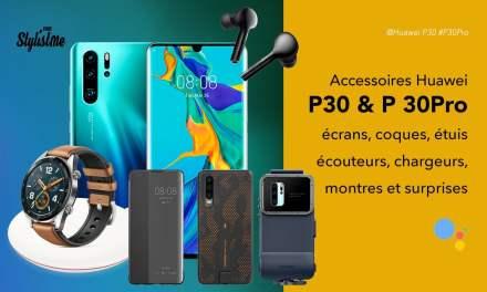 Meilleurs accessoires Huawei p30 et Huawei p30 pro