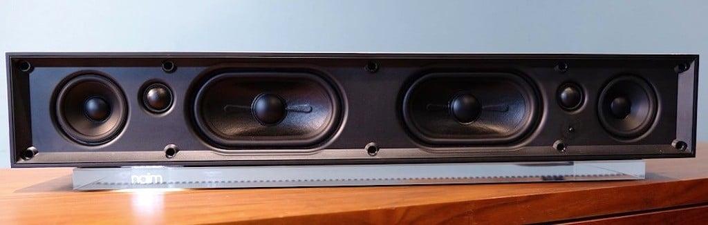 Naim Mu-So 2 450 W 5 haut-parleurs
