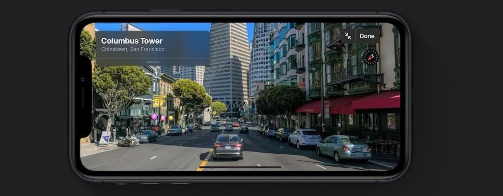 iOS 13 App Plan Apple vue 3D