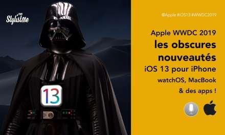 iOS 13 les nouveautés d'Apple WWDC 2019 : Tom ne fait pas le Jobs !
