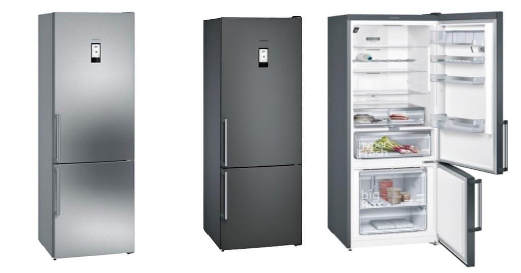 meilleur réfrigérateur connecté Siemens iQ500