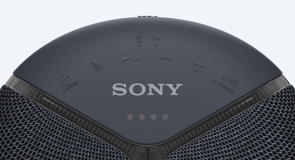 Sony SRS-XB402M prix avis test boutons commande