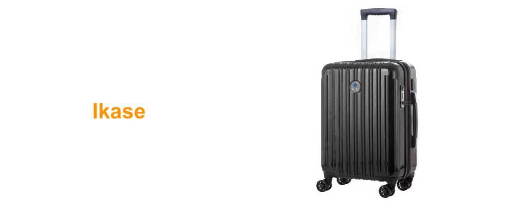 Comparatif valise connectée iKase
