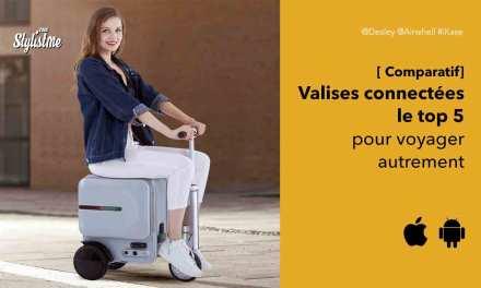 Meilleure valise connectée : comparatif 2020 et guide d'achat