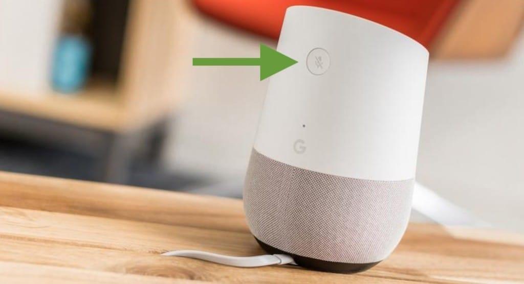 réinitialiser Google Home classique reset