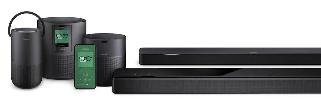 multiroom Bose Home Speaker