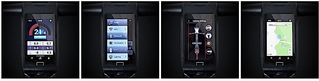Cybic Legenf Cybic Zero ecran tactile Alexa