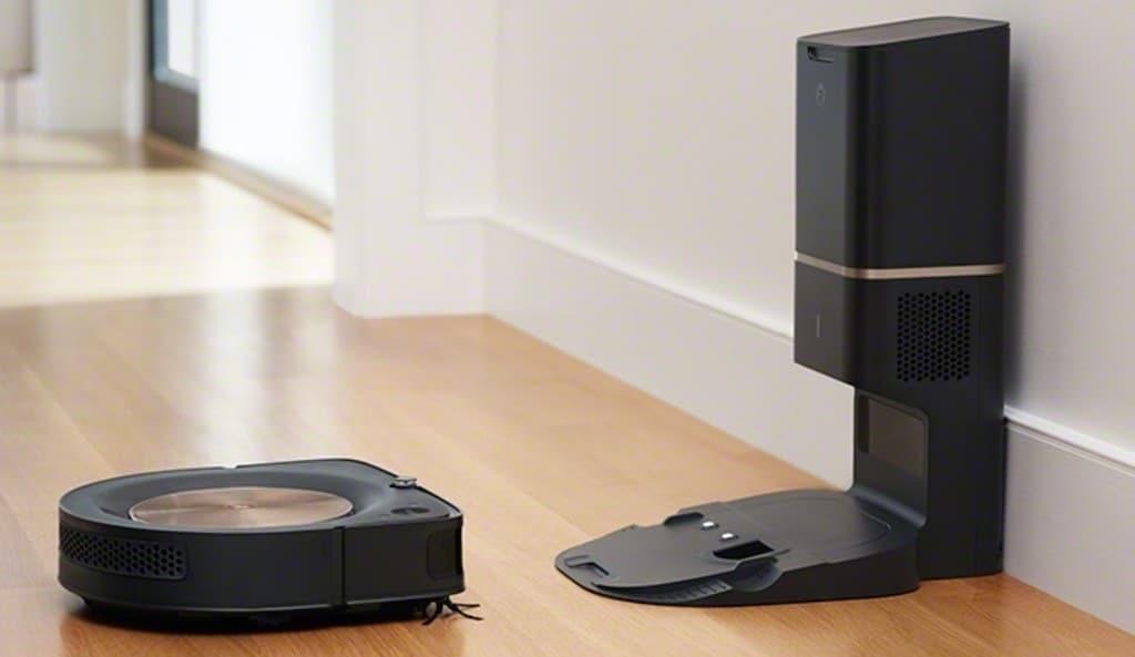 irobot Roomba S9 plus design