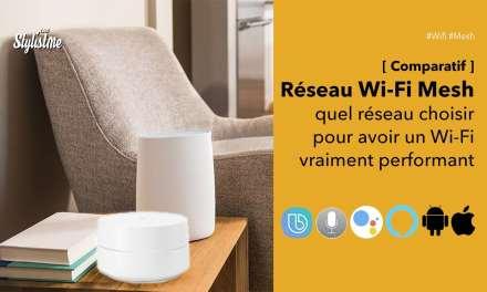 Comparatif réseau mesh Wi-Fi ou maillé pour votre logement ou bureau