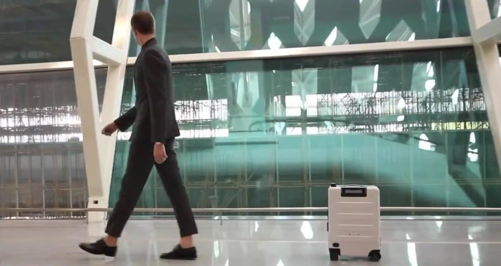 Naucrates Ride-on meilleure valise connectée
