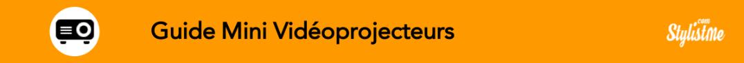 Guide mini vidéo projecteur comparatif