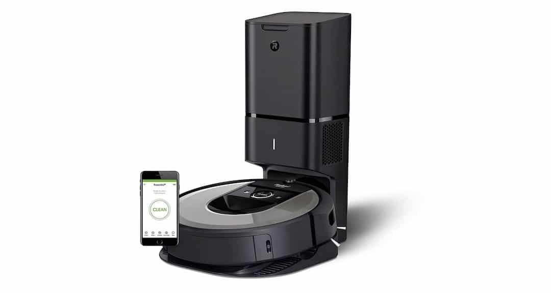 iRobot Roomba i7 Plus meilleur aspirateur robot
