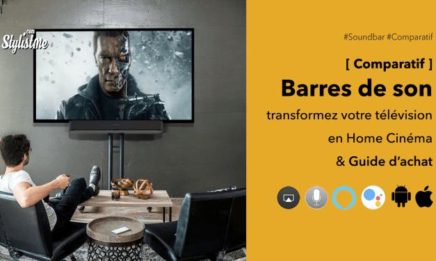 Meilleure barre de son connectée : comparatif 2019 Guide d'achat
