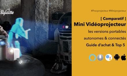 Meilleur mini vidéoprojecteur comparatif 2020 guide d'achat picoprojecteur