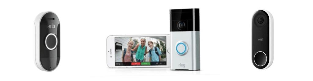 sonnette vidéo connectée soldes promotions