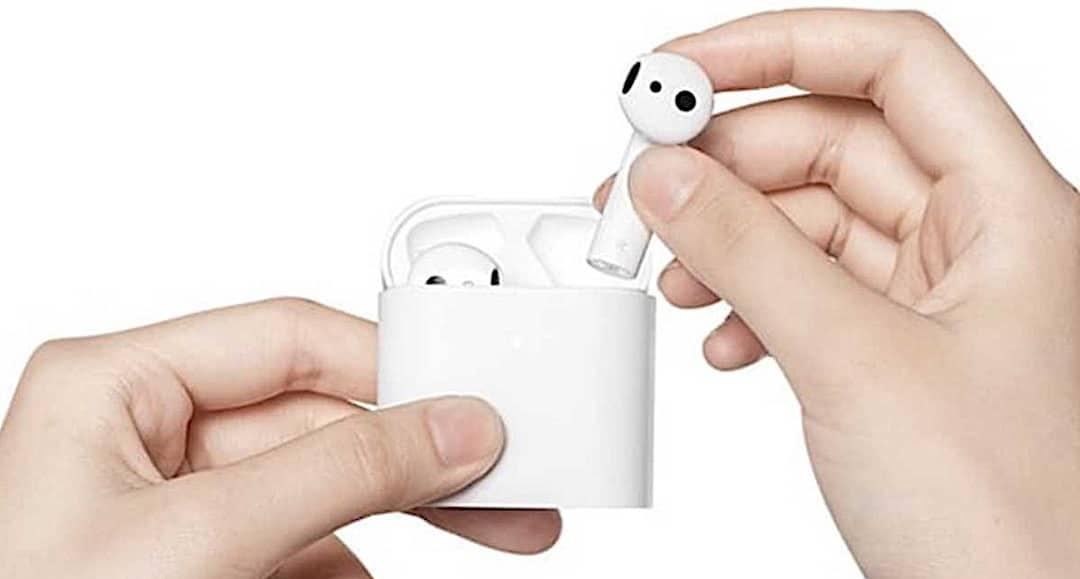 Idées cadeaux high-tech Xiaomi Airdots Pro 2 écouteurs Bluetooth 5