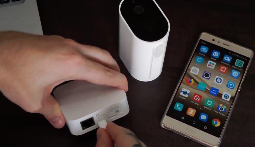 Xiaomi Mijia CMSXJ11A installation